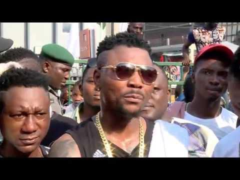 "ORITSE FEMI ON ""STREET"" (Nigerian Entertainment News)"