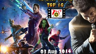 US BOX OFFICE TOP 10 (03 Aug 2014)