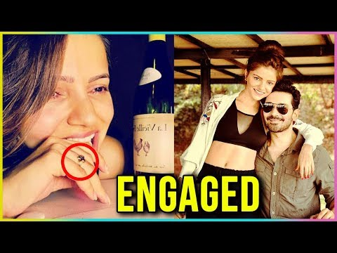 Rubina Dilaik And Abhinav Shukla Finally ENGAGED |