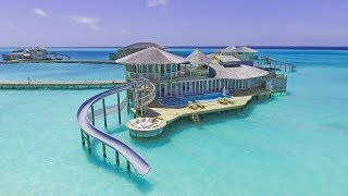 Download Video SONEVA JANI, most exclusive hotel in the Maldives: full tour & review MP3 3GP MP4