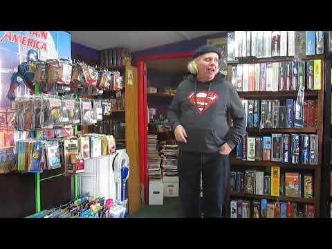 the Secret Pre-History of Comic Book Shopping in St. John's