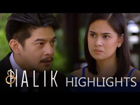 Halik: Mauro advises Jacky to be careful of Aliyah | EP 133