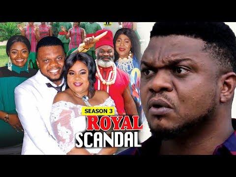 Royal Scandal Season 3 - Ken Erics 2018 Latest Nigerian Nollywood Movie full HD