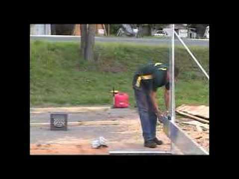 Lucas Mill Sawmill  Assembling.