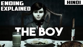 The Boy (2016) Ending Explained in Hindi