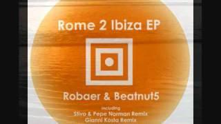 Robaer & Beatnut5 - Rome 2 Ibiza (Sandra Gold & La Sash Remix)