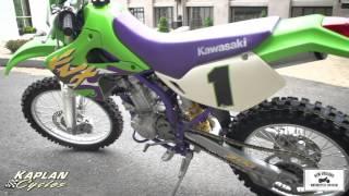 5. 1997 Kawasaki KLX300