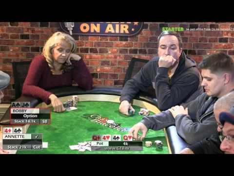 S5G12P2  CTB Chase The Bracelet Season 5 Poker On Air
