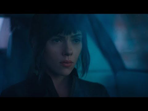 Ghost in the Shell: Extended 8 Minute Clip