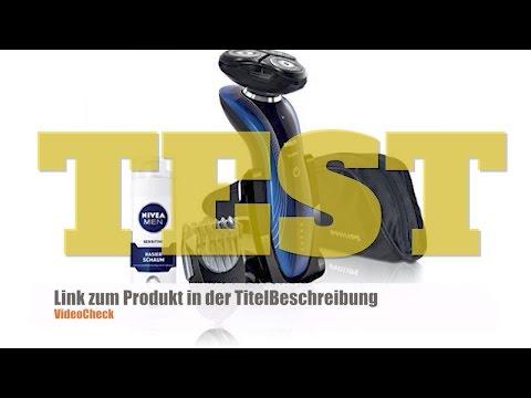 Philips SensoTouch Deutsch im TEST beim VideoCheck