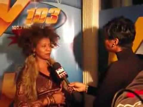 V103's Troi Tyler Remembers Whitney Houston