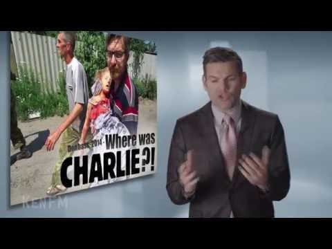 Немецкий журналист: Где был «Я Шарли» когда бомбили Донбасс?
