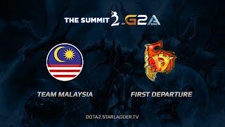 Malaysia vs FD, game 1