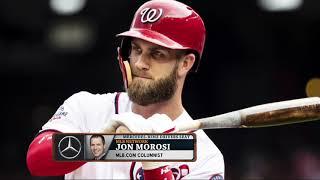 MLB.com's Jon Morosi on Dodgers' Chances to Sign Bryce Harper | The Dan Patrick Show | 2/27/19