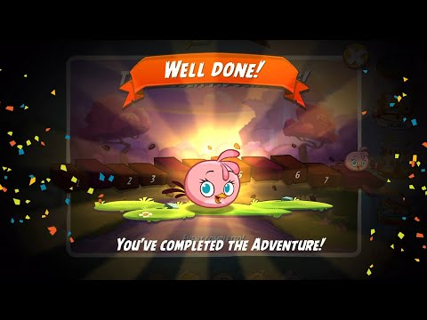 THE STELLA ADVENTURE! - ANGRY BIRDS 2