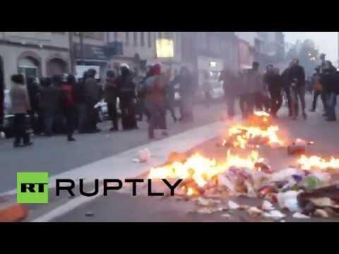 Toulouse : la manifestation contre « les violences policières » dégénère (MàJ : le ras-le-bol des commerçants)