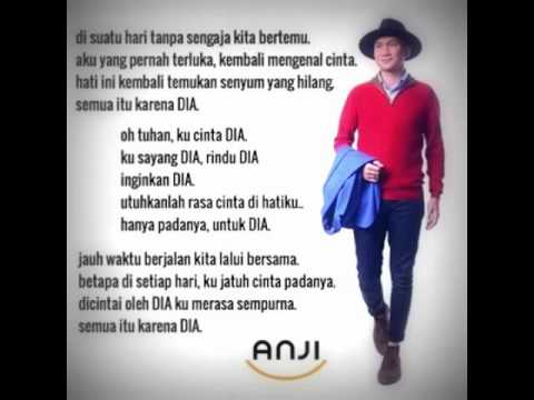 ANJI DIA THE BEST OF SINGLE