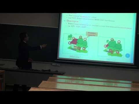 Best Masters Presentation