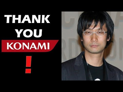 Xbox One Loses Yet Another Exclusive for 2017, Kojima Thanks Konami and More