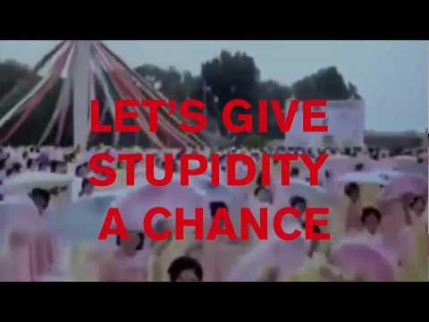 Pet Shop Boys Give Stupidity A Chance