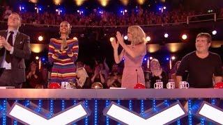 Video Issy Simpson Blows Judges Away With Her Magic Skills | Week 2 | Britain's Got Talent 2017 MP3, 3GP, MP4, WEBM, AVI, FLV Desember 2018