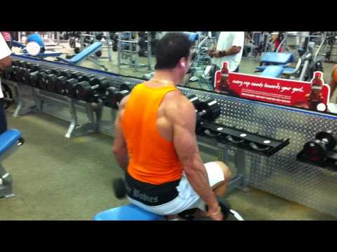 top shoulder workout - Shoulder Workout: Lateral Raises for Big Shoulders. To get more info on building muscle, watch my complete muscle building tips presentation on how hardgaine...