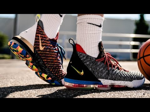 Performance Test: Nike Lebron 16 (are They Better Than The Lebron 15?)