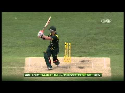 Sri Lanka vs Australia, 1st Final, Brisbane, CB Series, 2012 - Short Highlights (HD)