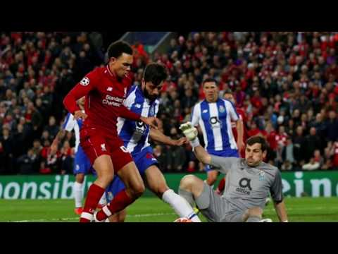 Results,Line Up,Team Stats And Highlights Liverpool Vs Porto