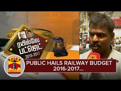 Public-hails-Railway-Budget-2016-26-02-2016