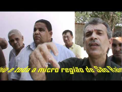 Senador JVC em São Lourenço