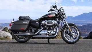 10. 2015 Harley-Davidson Superlow 1200T First look
