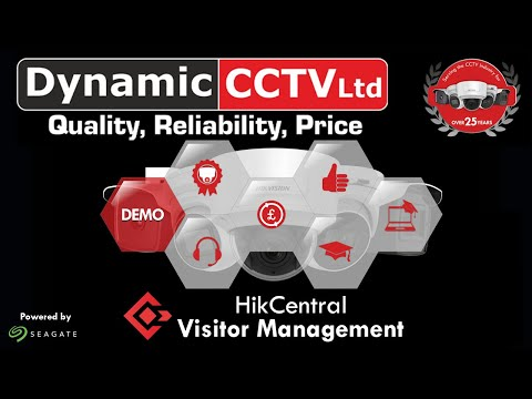 HikCentral Visitor Management - Mini Demo
