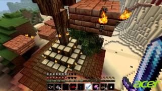 Minecraft: Puzzle jump met Ronald, Gijs en Edgar - DEEL 4
