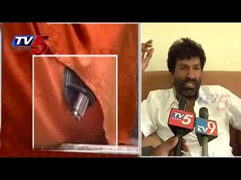 Tamil Actor Charan Raj Says Sorry To Kanipakam Staff & Police : TV5 News