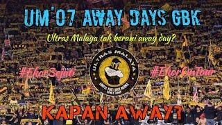 Video Ultras Malaya Awayday GBK! | Ultras Malaya tak berani awaydays? | Kapan Away #um07 #wcq #malaysia MP3, 3GP, MP4, WEBM, AVI, FLV September 2019