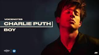 Video Charlie Puth - BOY MP3, 3GP, MP4, WEBM, AVI, FLV Mei 2018