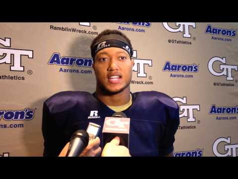 Isaiah Johnson Interview 10/21/2014 video.