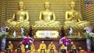 """TRỰC TIẾP: Tụng """"Kinh Phật Về Thiền Và Chuyển Hóa"""" -  ngày 30 - 12 - 2018"""
