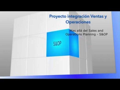 El Modelo Colaborativo de Ventas y Operaciones - S&OP