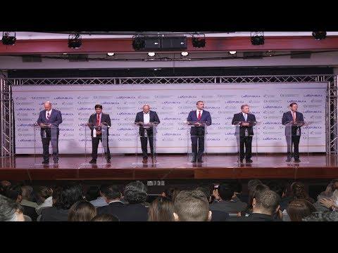 Debate Presidencial. Bloque VI: Corrupción