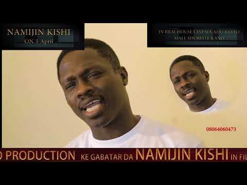 Namijin Kishi Saban shiri Ali Nuhu Sadiq Sani Sadiq Da Hasfat Idris daga Taskar Kumo Production