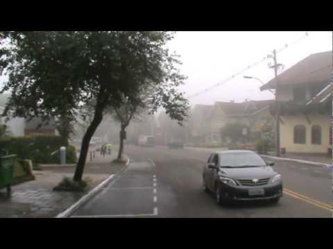 Neblina em Gramado, Rio Grande do Sul