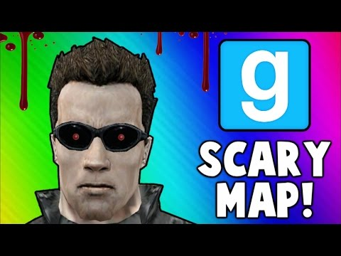 Gmod Scary Maps – Pull the Schnitzel! (Garry's Mod Funny Moments)