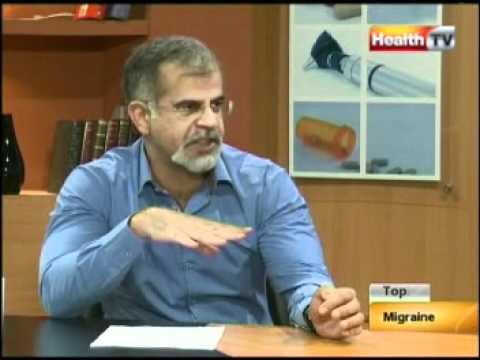 ''Clinic Online'' Topic : MIGRAIN part-3 (16-MAR12) Health tv.mpg