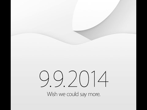 event - This is my live show covering Apples event on September 9th. Subscribe to my YouTube channel for videos on the new iPhone 6 - http://youtube.com/tysihelp.