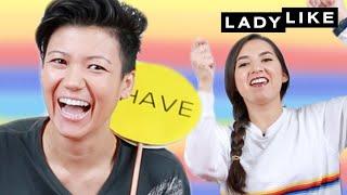 Video We Play Never Have I Ever• Ladylike MP3, 3GP, MP4, WEBM, AVI, FLV September 2018