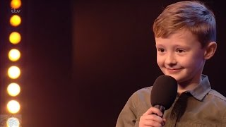 Nonton Britain S Got Talent 2017 Ned Woodman 8 Year Old Comedian Full Audition S11e01 Film Subtitle Indonesia Streaming Movie Download