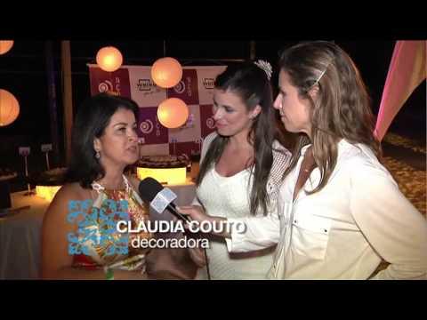 Casa e Cia no México na cobertura do prêmio do Núcleo Catarinense de Decoração.