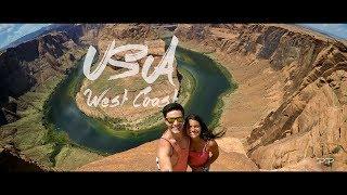 Grand Canyon (AZ) United States  city photos : USA - West Coast Road Trip: LA, Grand Canyon, Horseshoe Bend, Vegas, Yosemite & San Francisco
